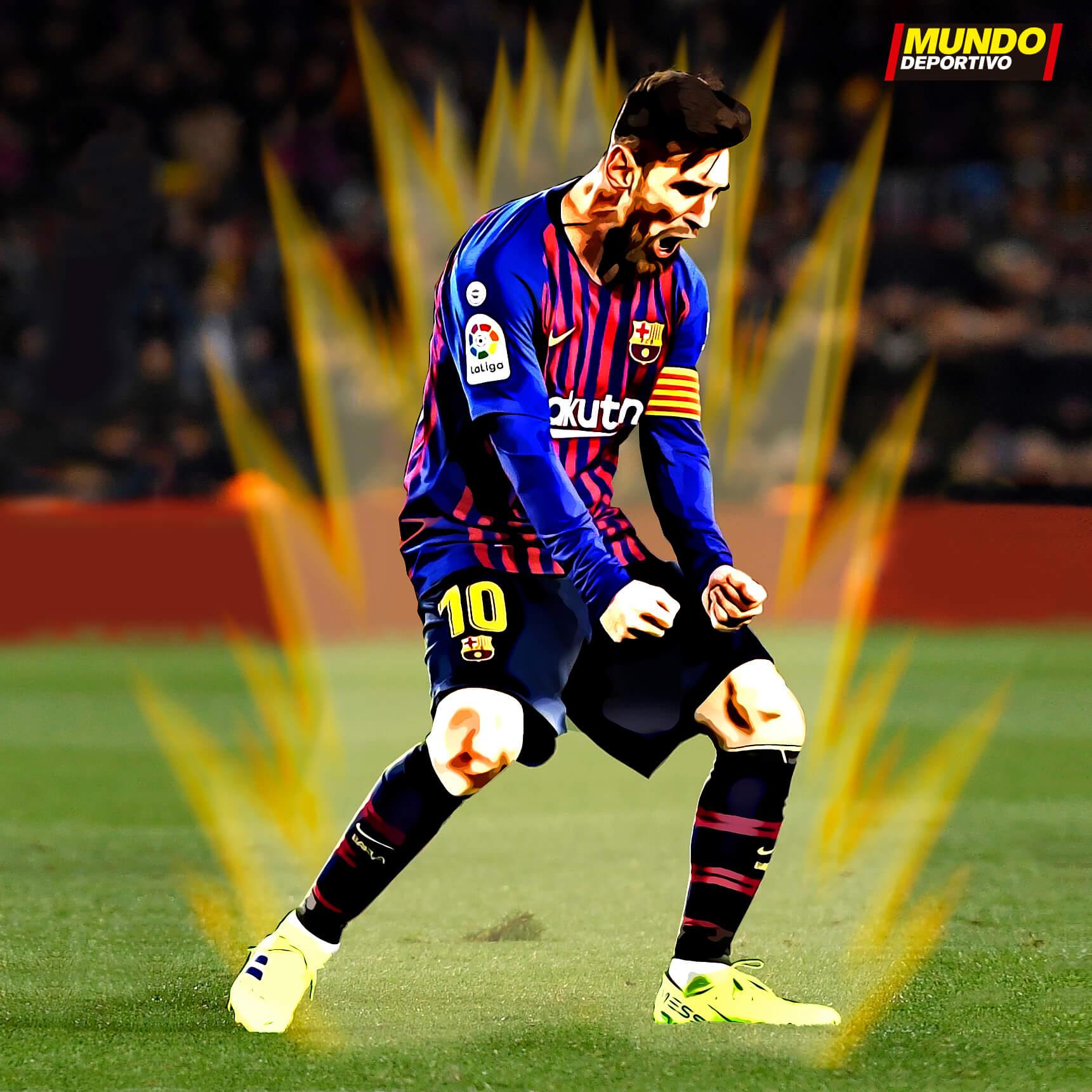 Messi da miedo