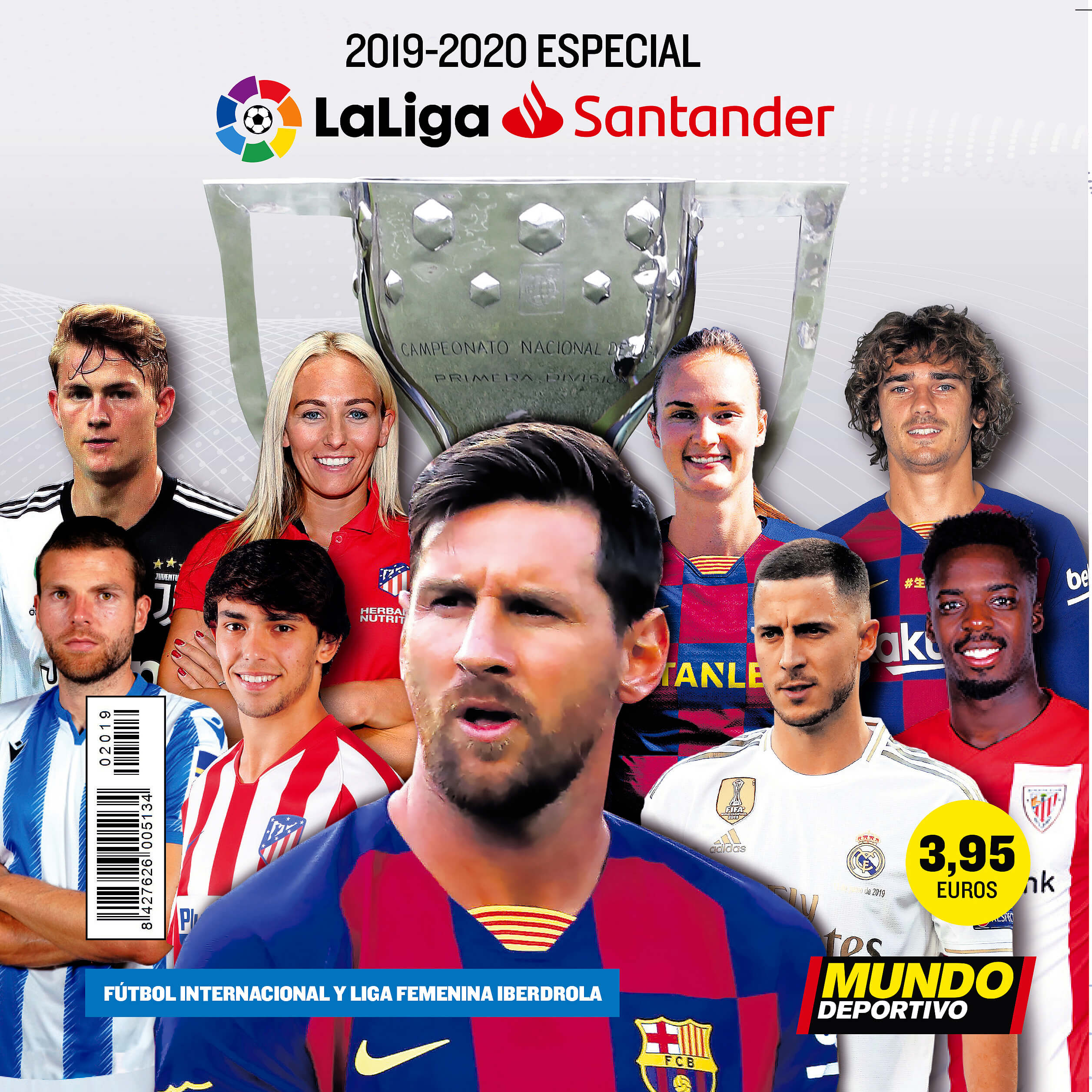 Portada Especial LaLiga 2019-20